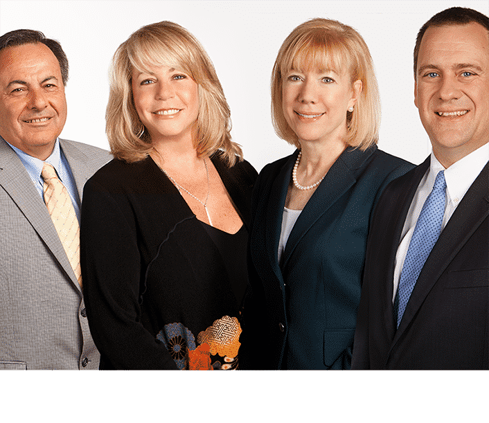 Union Savings Bank solutions team dedicated to the local commercial business community in Connecticut