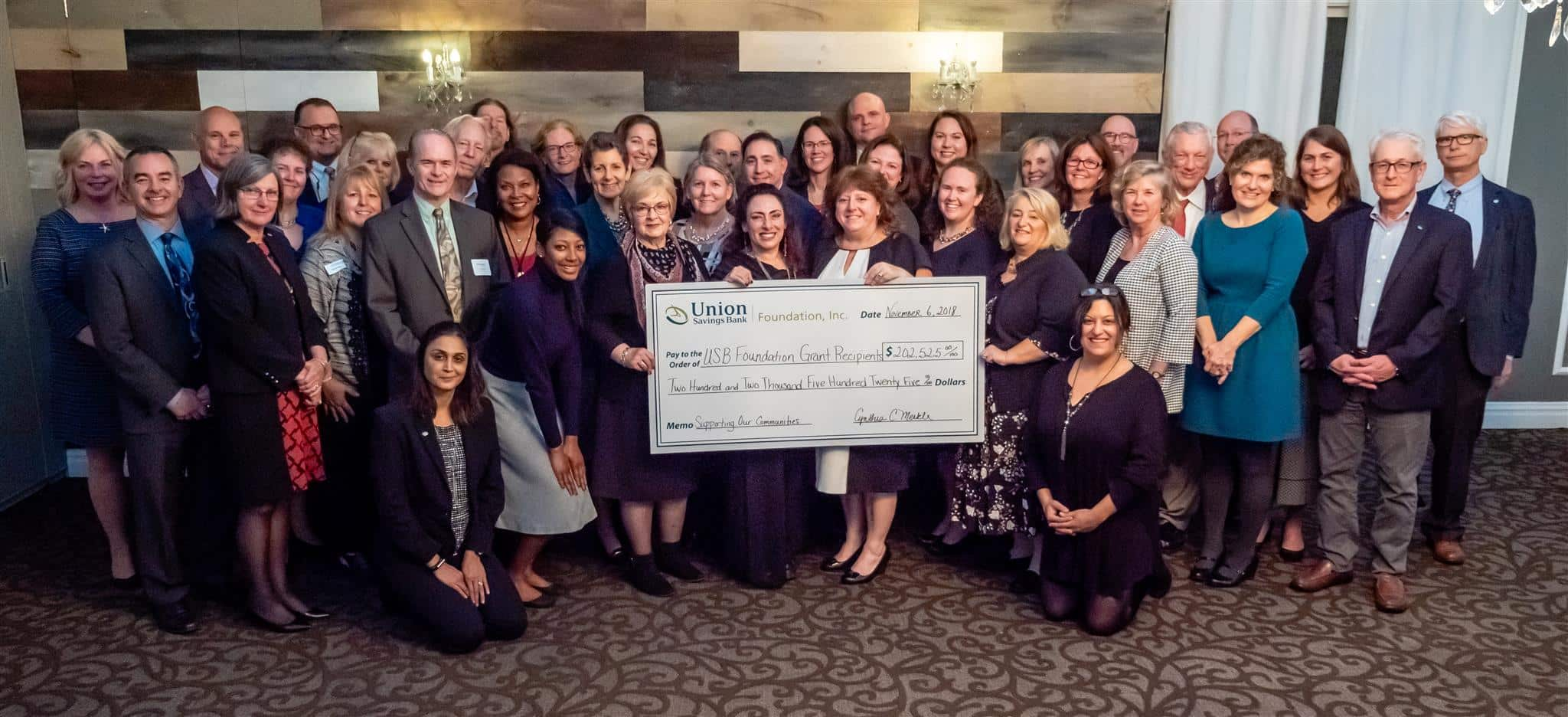USB Foundation Grant Recipients - Community