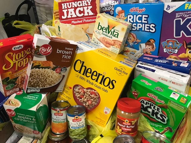 Food Collection Feb2019 4 - Community