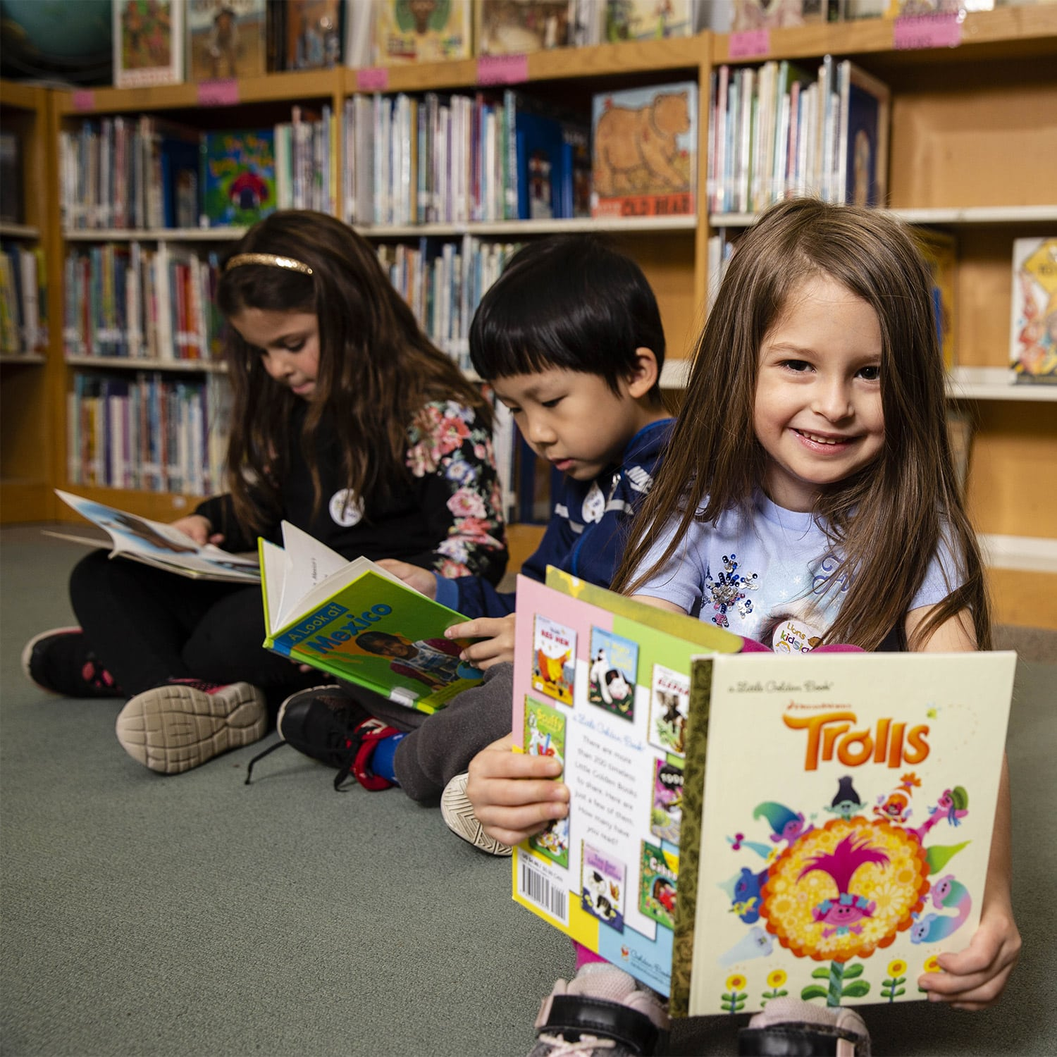 VogelWetmore Library 29 - Share the love of reading