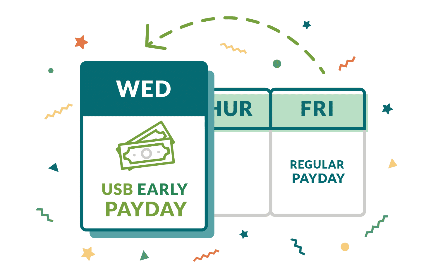 payday hero4 - USB Early Payday